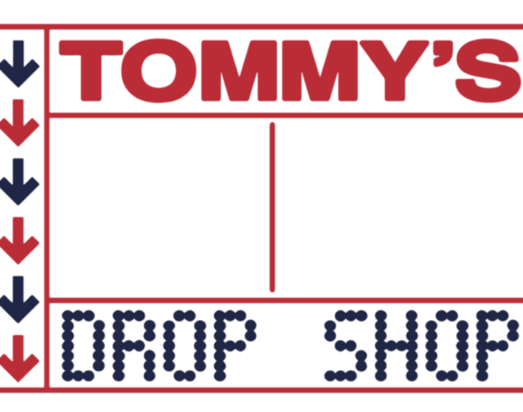 Tommy Hilfiger launches Tommy's Drop Shop