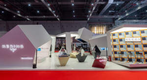 Kering participates in the china international import expo