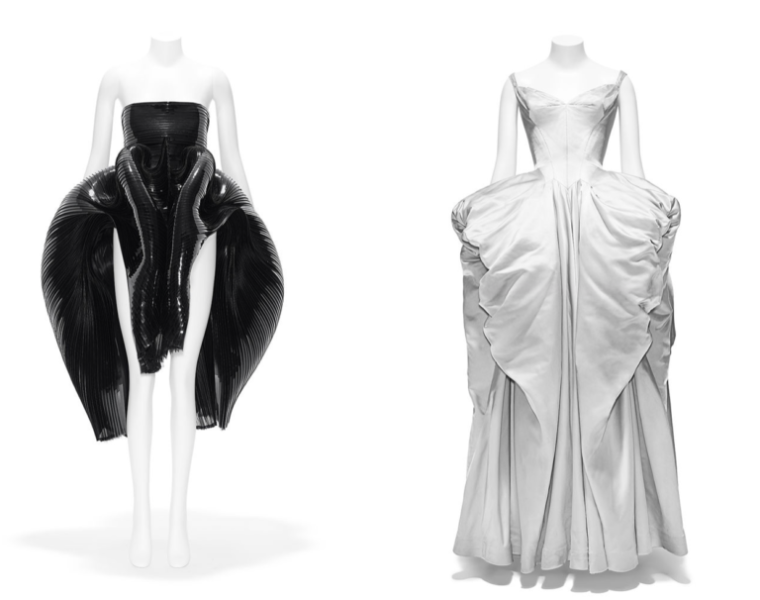 About Time: Fashion and Duration exhibition at The Met Museum