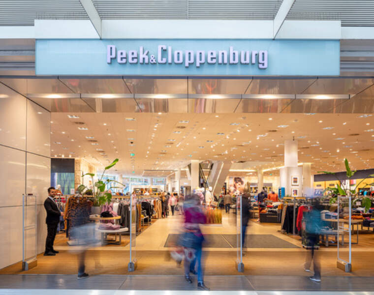 """Peek & Cloppenburg* launches """"Click & Meet"""" appointment shopping in stores"""
