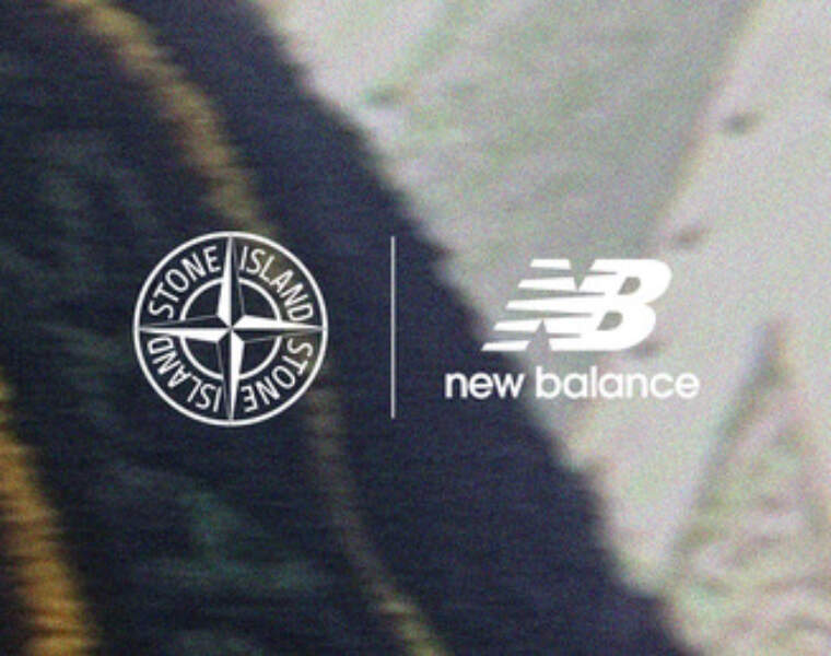 Stone Island and New Balance join forces to collaborate