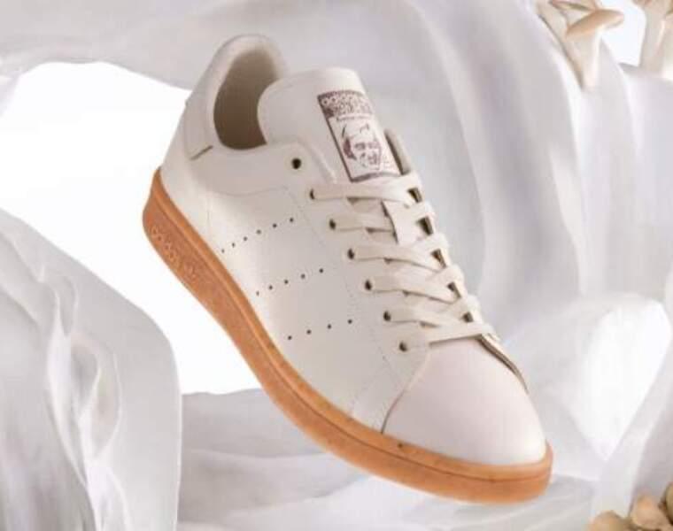 Adidas releases sneaker made from vegan mushroom mycelium material