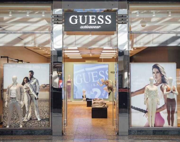 Guess opens first German activewear pop-up store in Oberhausen