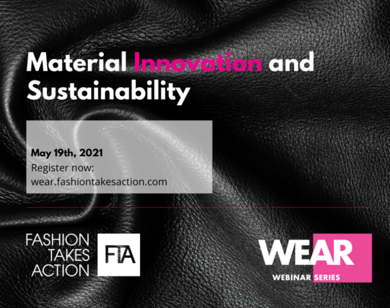 Fashion Takes Action x WeAr Magazine discussion panel