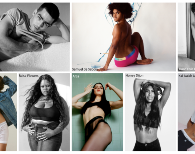 Calvin Klein celebrates defining moments of the LGBTQIA+ journey with new campaign