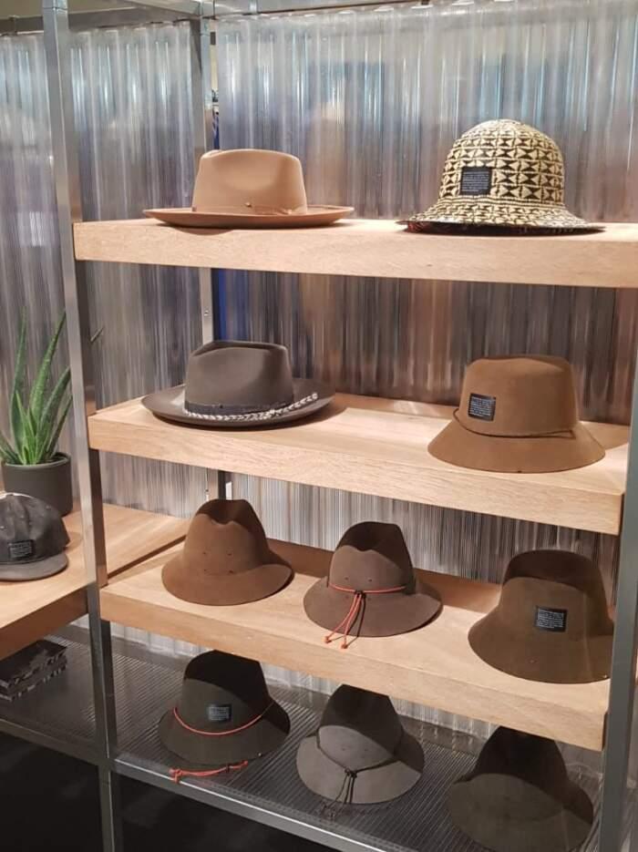 Menswear accessories at Pitti