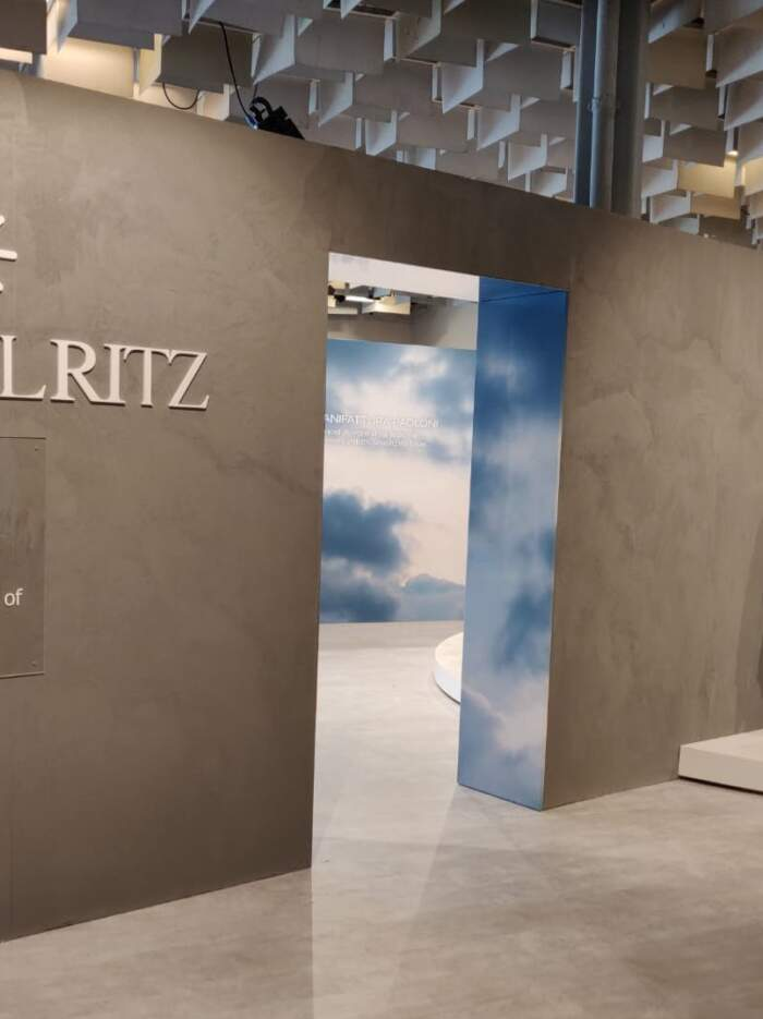 Manual Ritz at Pitti