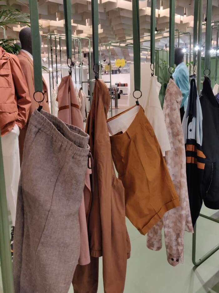 Menswear trends at Pitti