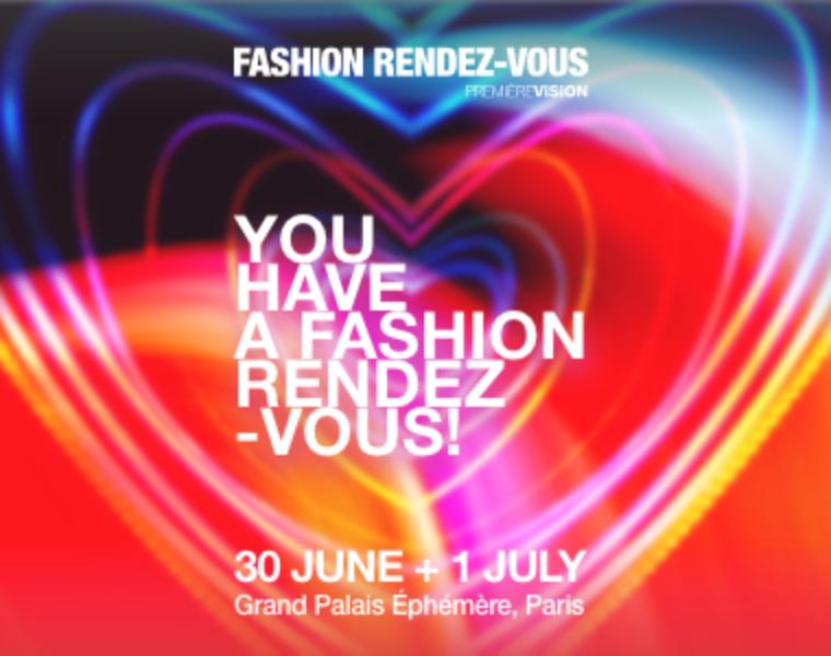Première Vision launched Fashion Rendez-vous event