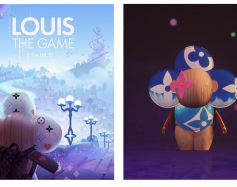 """Louis Vuitton presents """"THE GAME"""" for its 200th birthday of Louis Vuitton"""