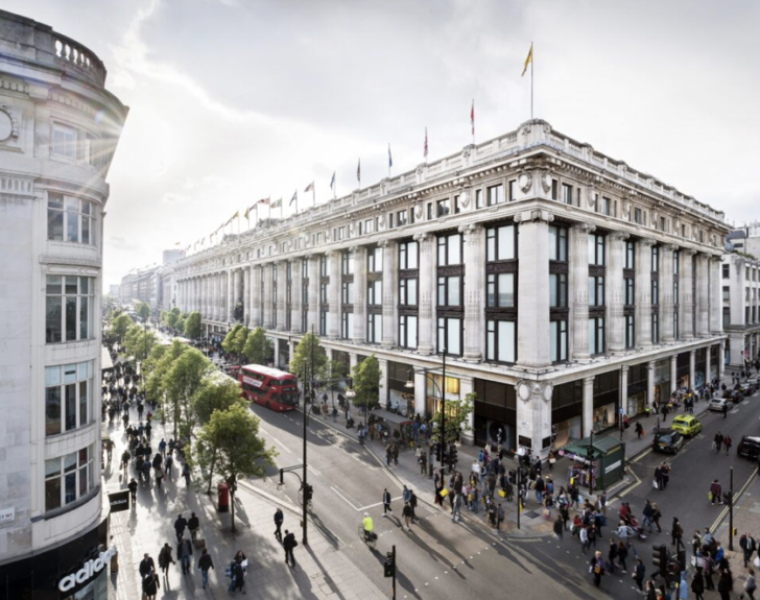 Selfridges reportedly up for sale