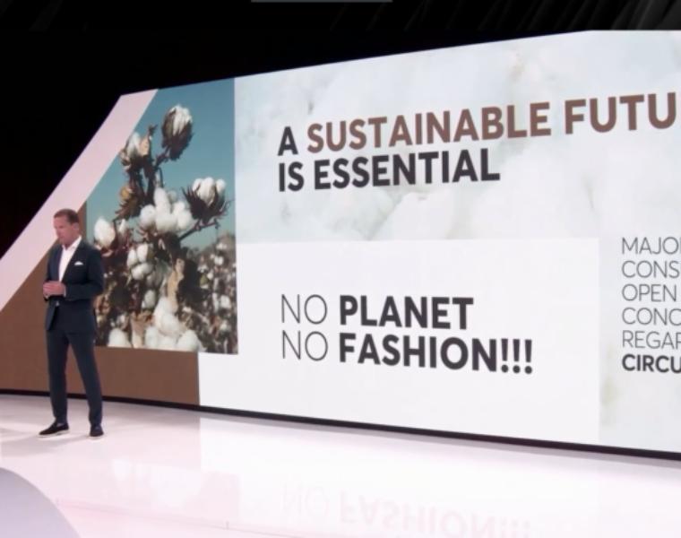Hugo Boss: We love fashion and we will change fashion