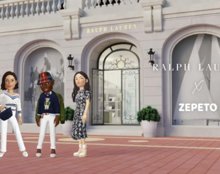 Ralph Lauren partners with avatar simulation app Zepeto