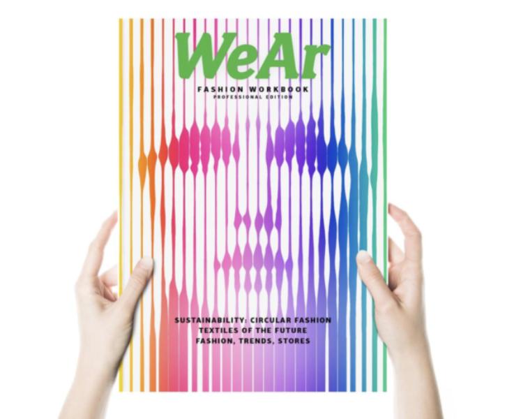 Brand new: WeAr Magazine Issue 68